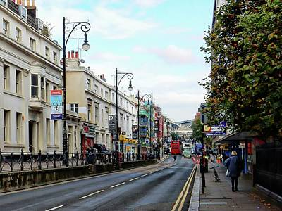 Photograph - Queens Road Brighton by Dorothy Berry-Lound