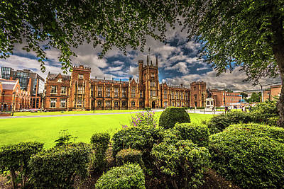 Photograph - Queens University by Bill Howard