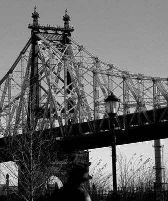 Photograph - Queensboro Bridge  by John Harding