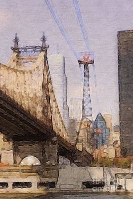 Photograph - Queensboro Bridge by Marcia Lee Jones