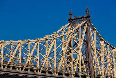 Photograph - Queensboro Ed Koch Bridge II by Susan Candelario