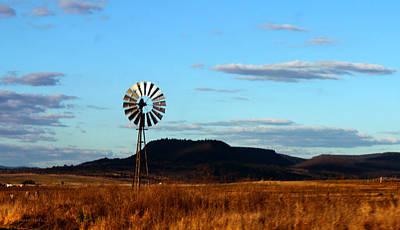 Queensland Windmill Art Print by Susan Vineyard