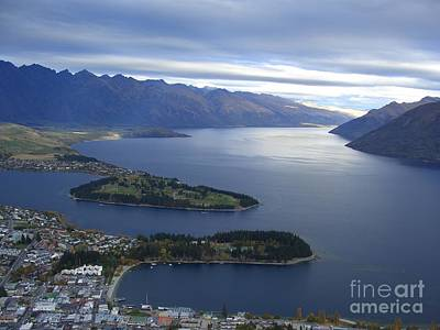 Photograph - Queenstown  by Joyce Woodhouse
