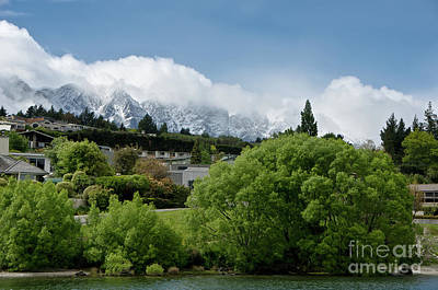Photograph - Queenstown New Zealand. Remarkable Ranges And Waters Of Lake Wakatipu by Yurix Sardinelly