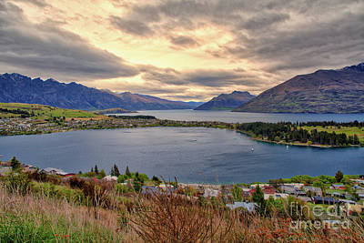 Photograph - Queenstown, Nz by Erika Weber
