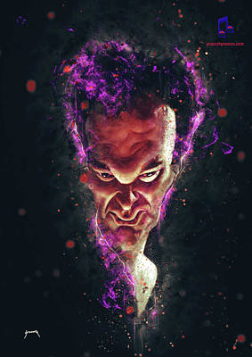 Digital Art - Quentin by Abraham Szomor
