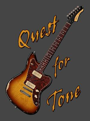 Photograph - Quest For Tone by WB Johnston
