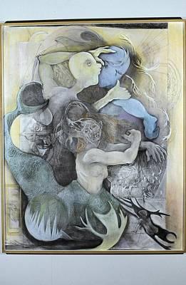 Painting - Quest by Michelle Spiziri