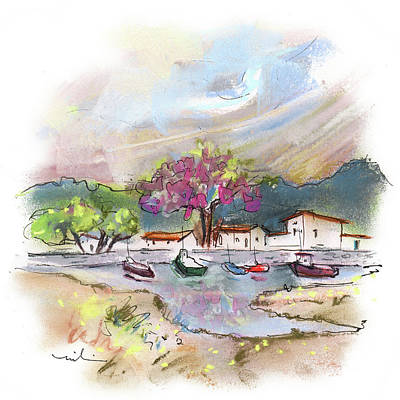 Painting - Quiberon Peninsula 09 by Miki De Goodaboom
