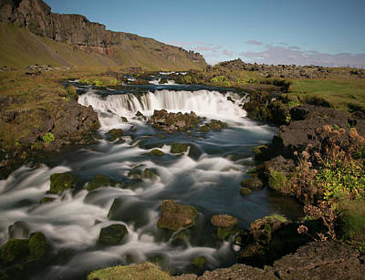 Photograph - Quick Flowing by Elvira Butler