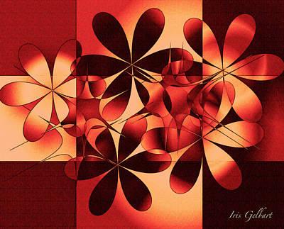 Digital Art - Quick Notes by Iris Gelbart