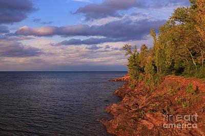 Impressionist Landscapes - Quiet Autumn Beauty by Rachel Cohen