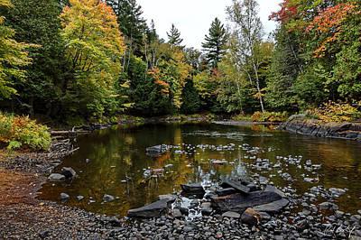 Quiet Autumn Cove Original