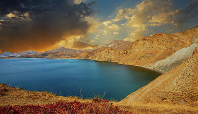 Quiet Bay, Early Autumn, Crimea Original