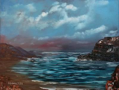 Quiet Bay Art Print