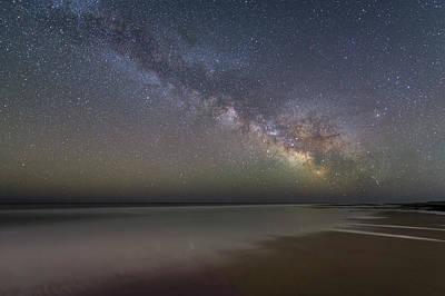 Photograph - Quiet Beach by Michael Blanchette