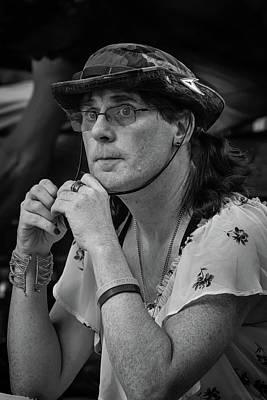 Photograph - Quiet Candor by John Haldane
