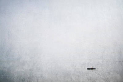 Photograph - Quiet Canoe by Laura Kinker
