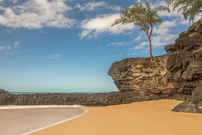 Photograph - Quiet Day At The Beach by Ian Sempowski