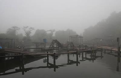 Photograph - Quiet Fog by Masami Iida