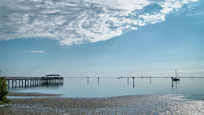 Photograph - Quiet Harbor by Jane Luxton