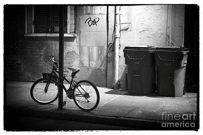 Photograph - Quiet In The Quarter by John Rizzuto