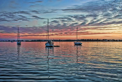 Photograph - Quiet Moments by HH Photography of Florida