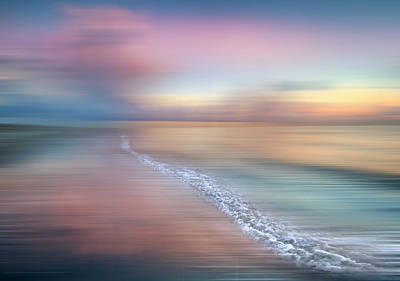 Photograph - Quiet Morning Dreamscape by Debra and Dave Vanderlaan