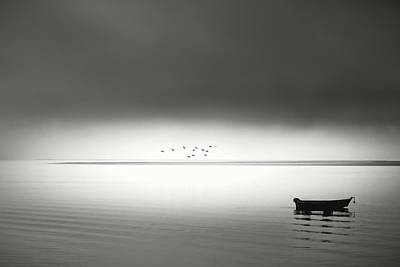 Photograph - Quiet Morning In The Bay by Don Schwartz