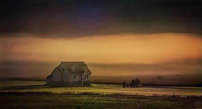 By Jackie Photograph - Quiet Morning by Jackie Sajewski