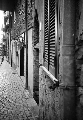 Photograph - Quiet Street by Nacho Vega