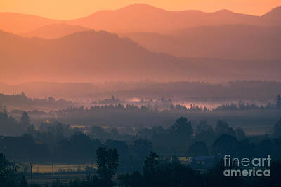 Photograph - Quiet Sunrise by Erica Hanel
