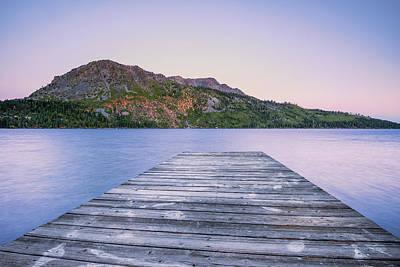 Fallen Leaf Lake Photograph - Quiet Time by Aron Kearney