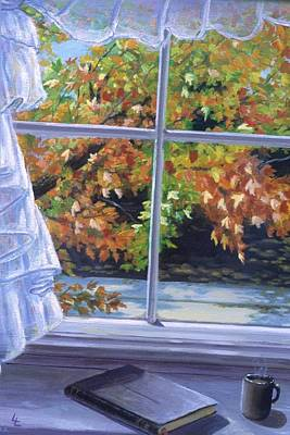 Painting - Quiet Time by Barbel Smith