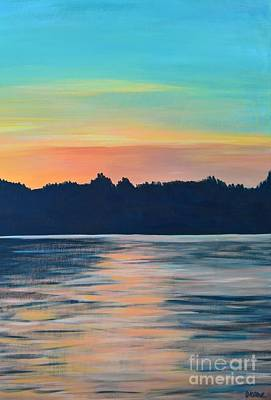 Painting - Still Waters by Lisa Dionne