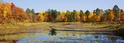 Itasca State Park Photograph - Quiet Water by Donald  Erickson