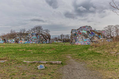 Photograph - Quincy Quarries 27 by Brian MacLean