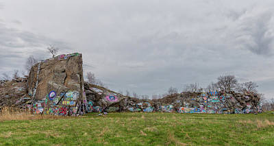 Photograph - Quincy Quarries 28 by Brian MacLean
