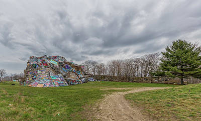 Photograph - Quincy Quarries 29 by Brian MacLean