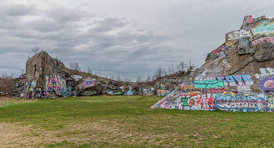 Photograph - Quincy Quarries 32 by Brian MacLean
