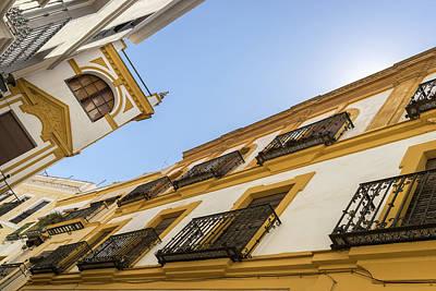 Photograph - Quintessential Seville -  by Georgia Mizuleva