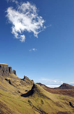 Photograph - Quiraing 2 by Grant Glendinning