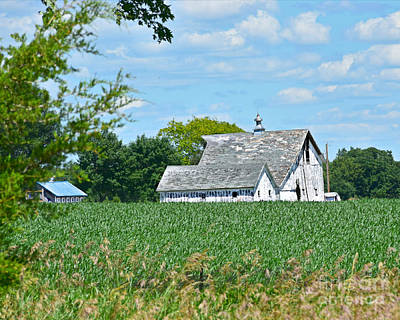 Photograph - Quite Country Living by Kathy M Krause