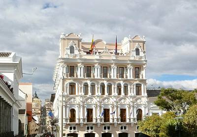Photograph - Quito Opulence by Margaret Brooks