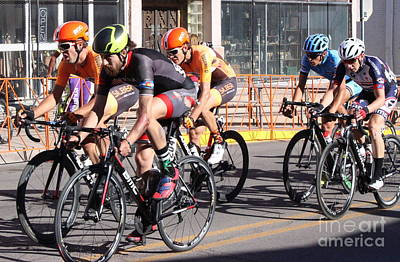 Tour Of The Gila Photograph - Quitting Is Not An Option by Natalie Ortiz