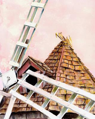 Quixote's Adversary Art Print by Thomas Hamm