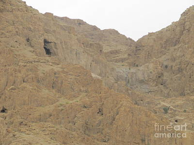 Photograph - Qumran Cave #2 by Donna L Munro