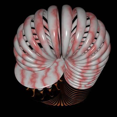Digital Art - R 011 B by Rolf Bertram