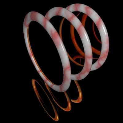 Digital Art - R 018 D by Rolf Bertram