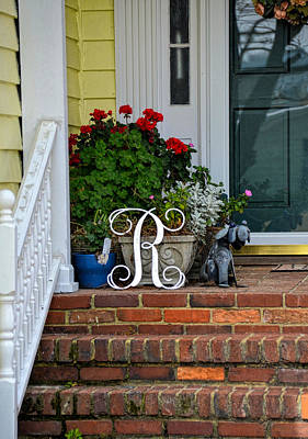 Photograph - R by Linda Brown